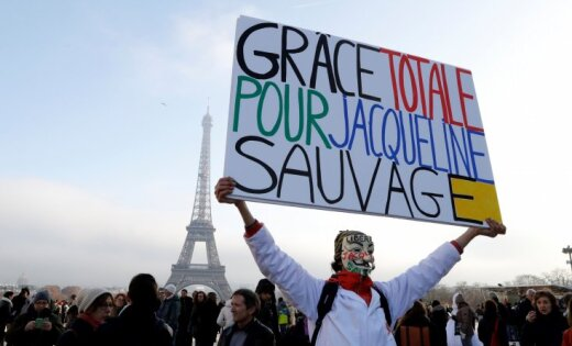 Франсуа Олланд пользовался своим правом напомилование