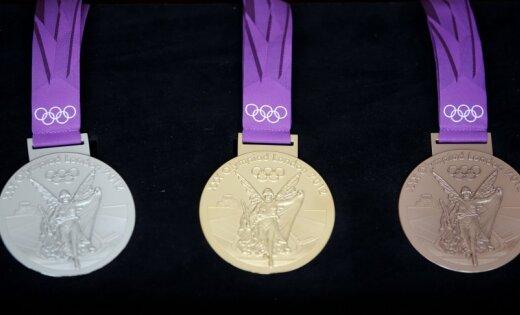 Latvija ierindojas 47.vietā Londonas paralimpisko spēļu medaļu ieskaitē