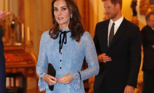 ФОТО: Кейт Миддлтон впервые вышла в свет после сообщения о беременности