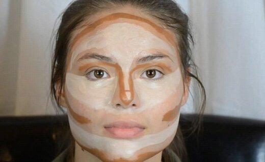 Video: Apgūstot sejas konturēšanu, arī parastas meitenes var izskatīties kā Kardašiana