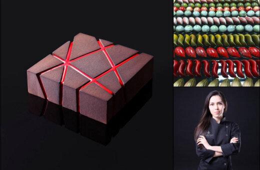 ФОТО, ВИДЕО. Что бывает, когда за выпечку десертов берется архитектор? Смотри!
