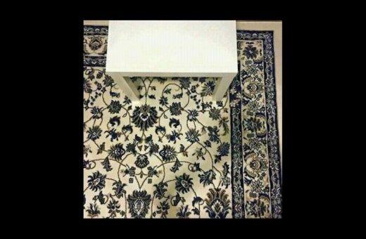 Люди сходят с ума, пытаясь увидеть телефон на ковре. А ты сможешь его найти?