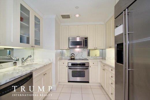 Без золотых штор. Квартира дочери Трампа обставлена со вкусом, сдается за копейки