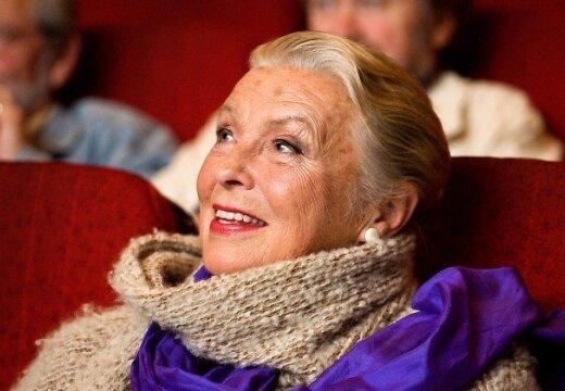 В Риге пройдет выставка, посвященная Вии Артмане