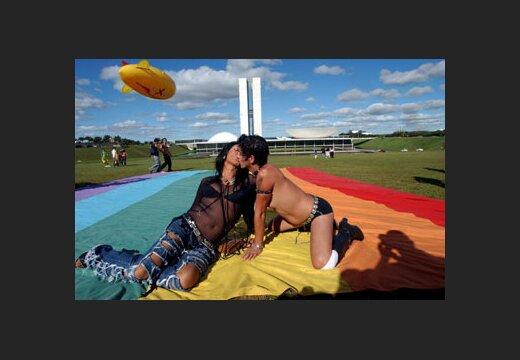 Представители сексуальных меньшинств 31 мая хотели бы провести шествие