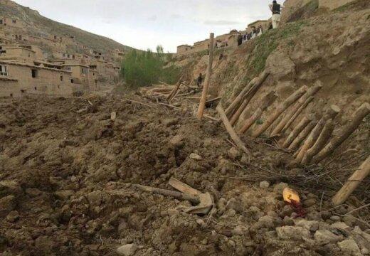 Гигантский оползень в Афганистане: свыше 2000 погибших