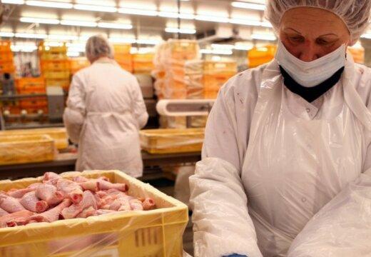 Крупнейшая в Латвии птицефабрика Кekava наращивает производство