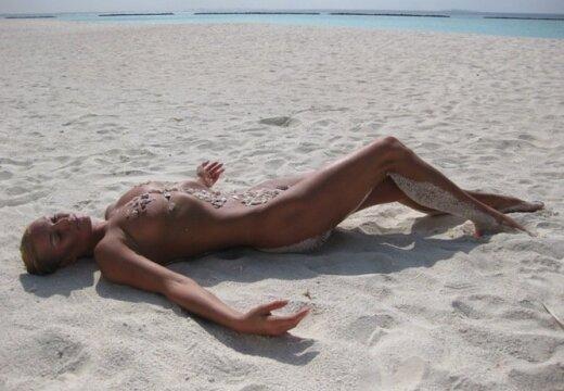 massageogescort min kone nøgen