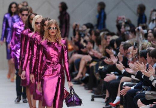 Самые яркие тренды моды: весна 2013