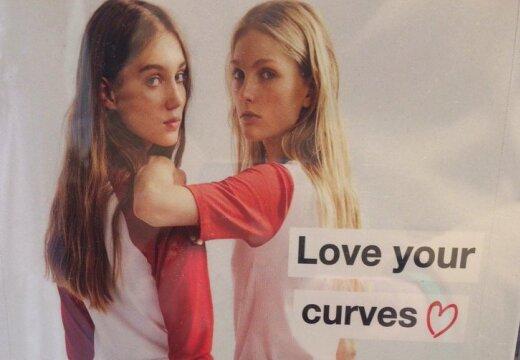 Девушек разъярила реклама Zara с призывом возлюбить свои формы