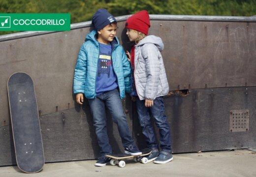 Coccodrillo – новая коллекция качественной и модной детской одежды уже в магазинах