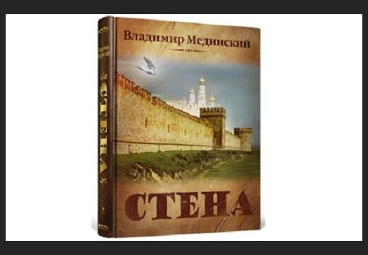 Роман Владимира Мединского Стена