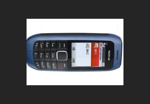 Beidzot 'Nokia' ar divām SIM