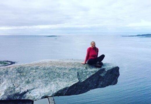 Бросить все и пойти за мечтой. Рижанка Занда о путешествиях, и о том, почему ей всегда хочется вернуться в Латвию