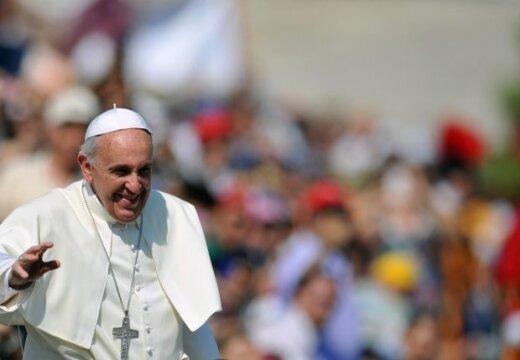 Pāvests Francisks: Internets ir Dieva dāvana