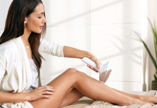 Гладкие ноги в домашних условиях – надолго