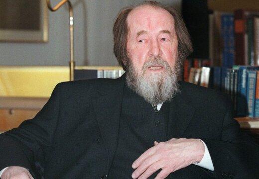 В США откроют музей писателя Александра Солженицына