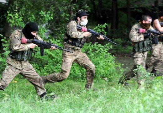 СМИ: в Донбассе за ополченцев сражаются трое латвийцев