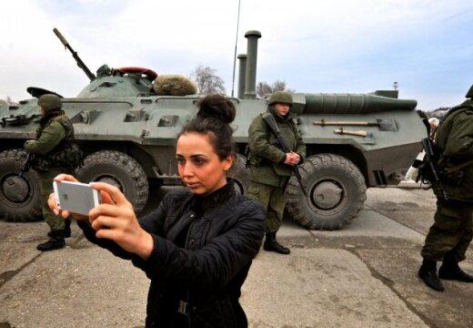 Латвийский журналист: в Крыму нас воспринимают как врагов