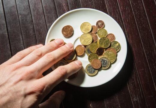 Эксперимент DELFI. Два евро в день: жизнь или выживание?