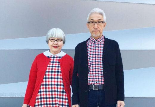 Любовь и полный кавай: пара японских пенсионеров очаровала пользователей соцсетей