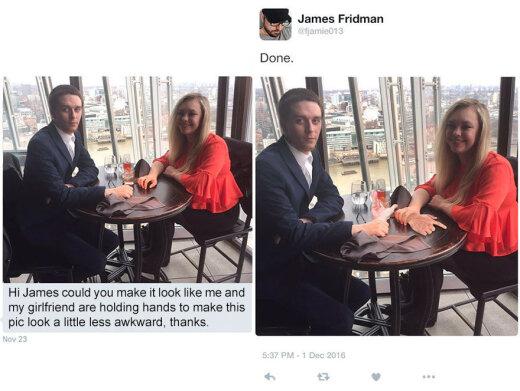 Люди молят мастера Фотошопа о помощи. Он выполняет их желания БУКВАЛЬНО (часть 3-я)