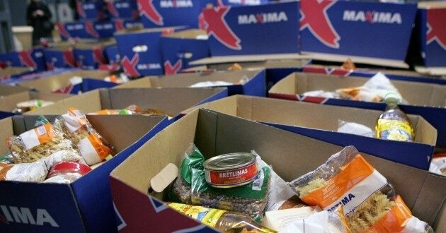 Самаритяне накормили 400 тыс. нуждающихся латвийцев