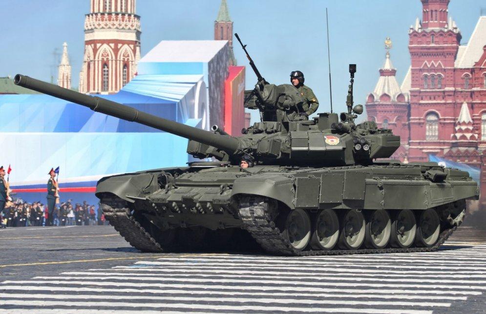 Мощь российской армии 10 невероятных