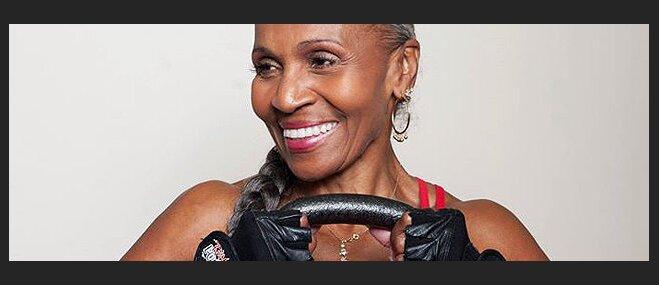 Женщина-легенда: вдохновляющая история 80-летней культуристки