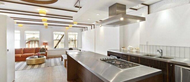 Trīs miljonus vērti apartamenti Manhetenas sirdī