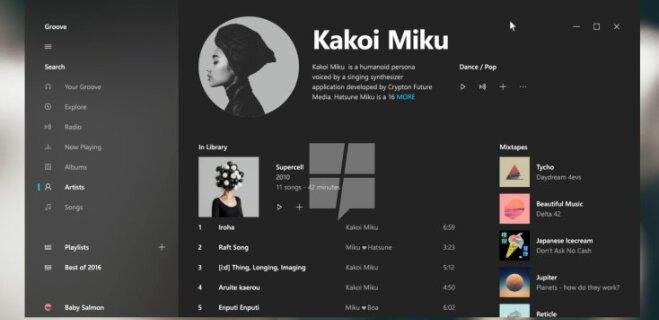 ФОТО: Как может выглядеть новый дизайн Windows 10