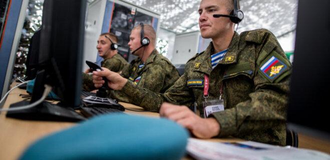 Internet militar russa já está totalmente operacional