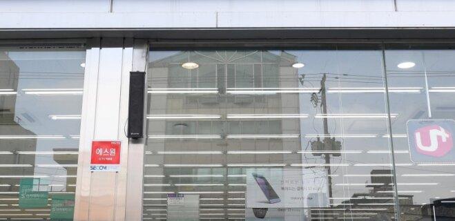 В Сингапуре загорелся магазин Samsung, и это уже почти перебор