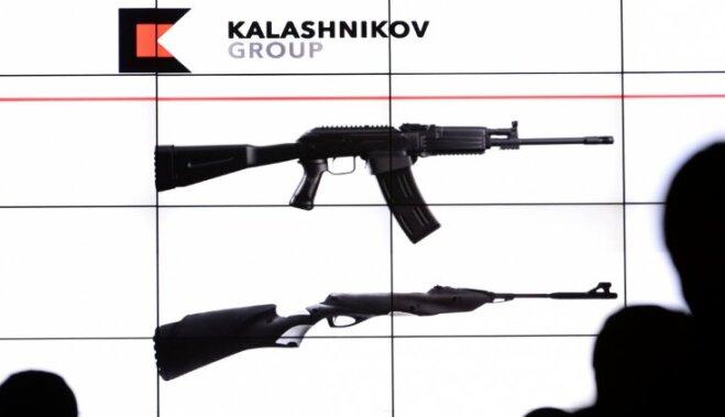 Автомат Калашникова оснастили выходом в интернет и поддержкой GPS и ГЛОНАСС