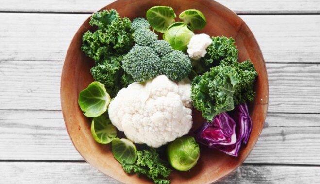 Как выбрать цветную капусту и брокколи?