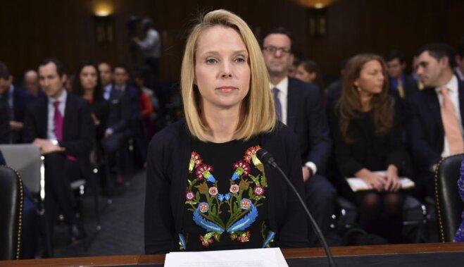 Экс-глава Yahoo свалила вину заутечку данных на«российских агентов»
