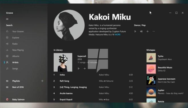 Всеть слили новый дизайн Windows 10