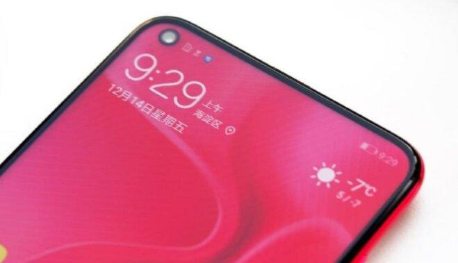 """Huawei представила смартфон Nova 4 с 25MPix """"селфи-камерой"""" в дисплее"""