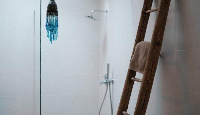 """ФОТО. Ванная комната по-рижски — """"кто в лес, кто по дрова"""" или единый стиль?"""