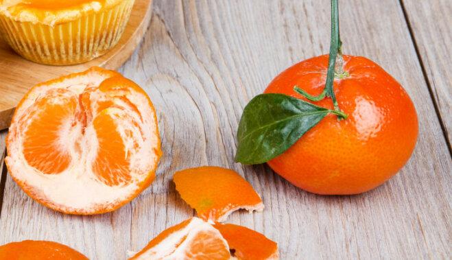 Как из кислых мандаринов сделать сладкие
