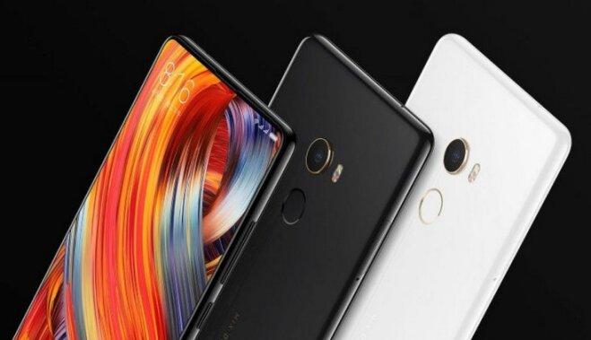 Обзор Xiaomi Mi Mix 2: безрамочный конкурент iPhone X, но вдвое дешевле
