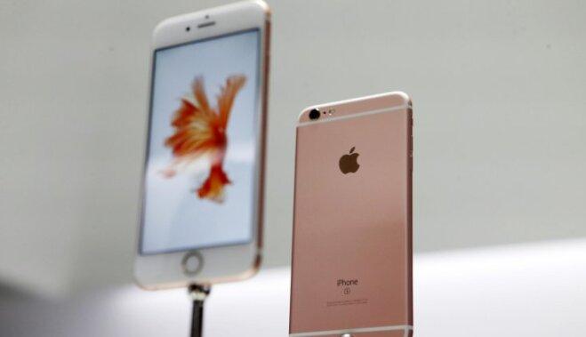 Apple назвала дату начала продаж iPhone 6s в Латвии