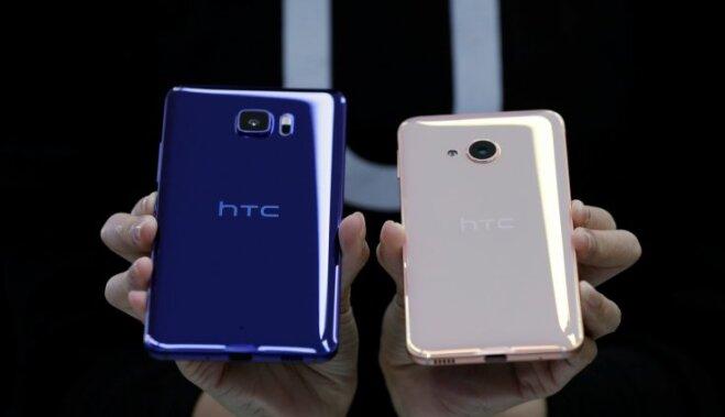 HTC представила смартфоны U Ultra и U Play c 16MPix селфи-камерами