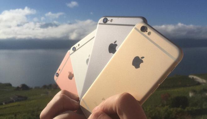 ФОТО, ВИДЕО. Насколько камеры iPhone 6s лучше, чем iPhone 6 (с точки зрения фотографа)