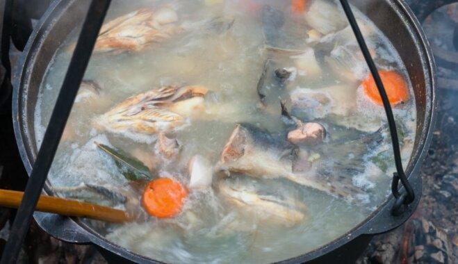 Lielā talka: deviņas talcinieku pusdienas, ko var pagatavot arī brīvā dabā