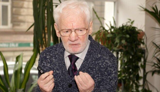 Профессор Анатолий Данилан: Если в наши дни все вредно, почему люди живут дольше?
