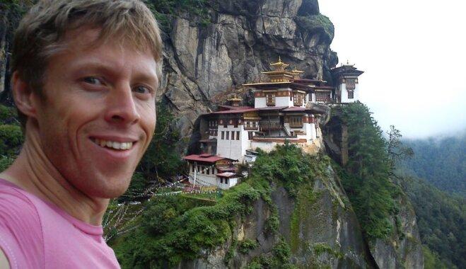 Вокруг света за 37 лет: Как норвежец Гуннар Гарфорс посетил 198 стран, не увольняясь с работы