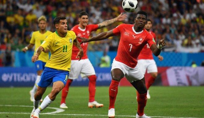Впервые за 40 лет Бразилия допустила осечку на старте ЧМ — ничья со Швейцарией