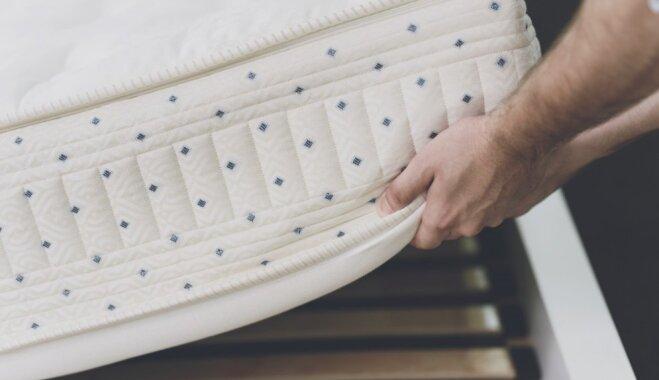 Salda miega panākumu atslēga – labs matracis. Kādu izvēlēties piedāvājuma gūzmā