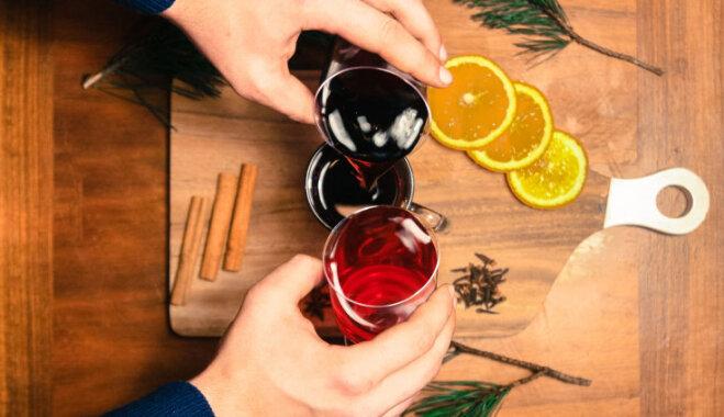 Soli pa solim: kā pagatavot aromātisku un sildošu ruma punšu Ziemassvētkiem